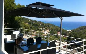 Achat parasol, pied de parasol, dport, inclinable - Jardinerie Truffaut