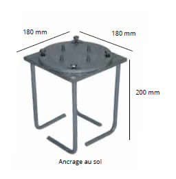 fratello solero parasol d port excentr inclinable en. Black Bedroom Furniture Sets. Home Design Ideas
