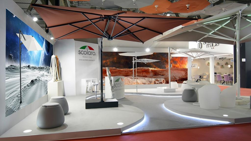 Parasol de luxe Astro SCOLARO
