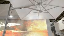 Parasol de qualité excentré Astro SCOLARO