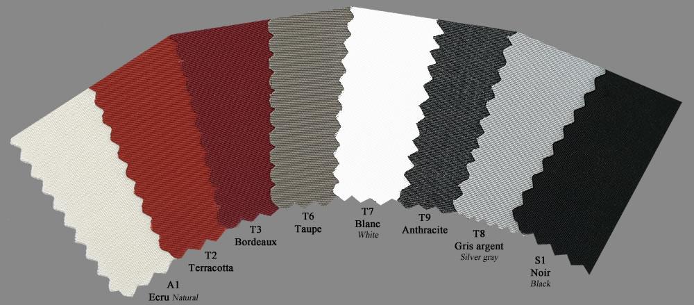 Coloris standards