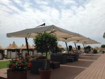 Parasol villa design Leonardo Braccio SCOLARO