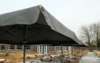 parasol de restaurant