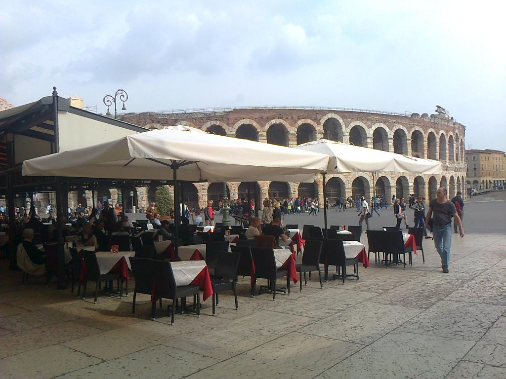 grand parasol restaurant carré 4x4m rectangle 3x4m