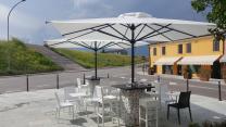 parasol hotel restaurant 300x400cm 400x400cm